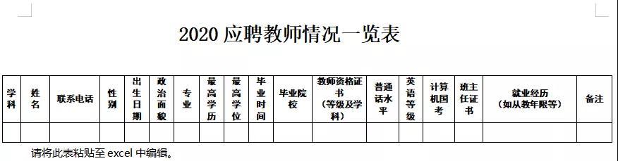 天津市汇森中学招聘教师3人公告(图4)